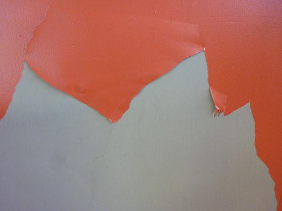 orange-peeling