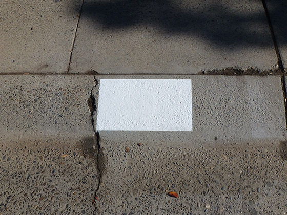 painted-curb