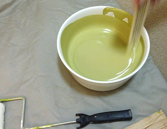 mixing-paint