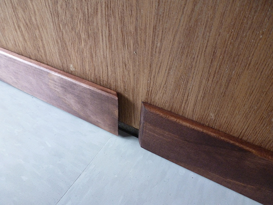 stained-baseboard-join