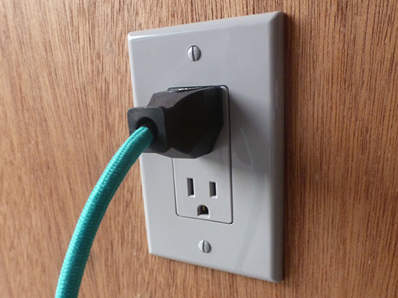 gray-plug-socket