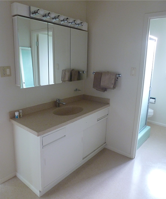 Miami Carey Fogmodern - Master bathroom medicine cabinets