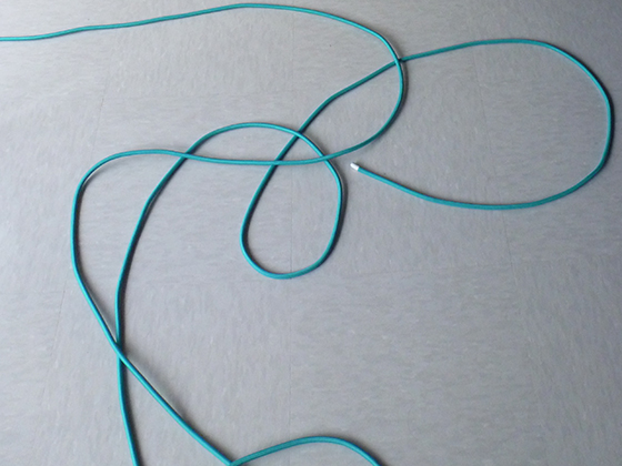 turquoise-cord