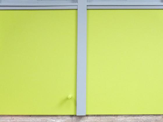green-panel-paint