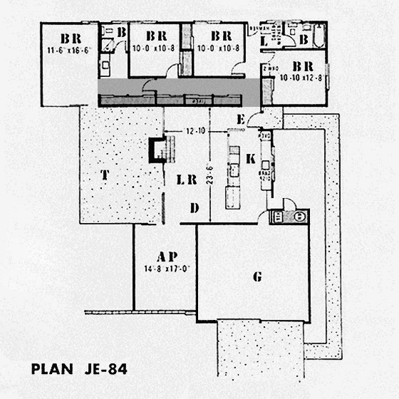 Jones-Emmons-JE-84R-main-corridor