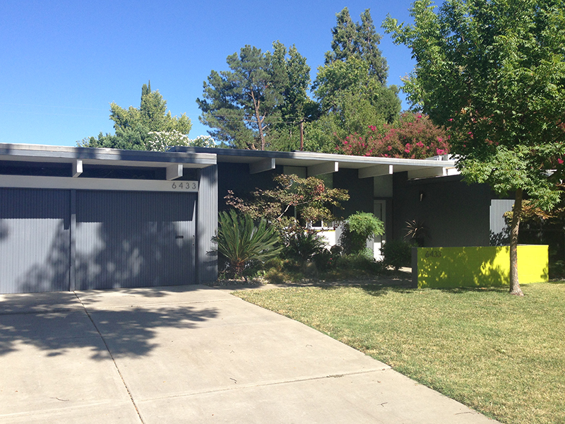 Paint it gray fogmodern for Eichler paint colors