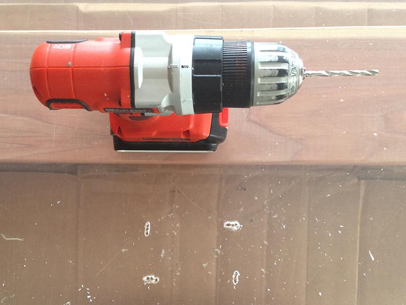 acrylic-drill-holes