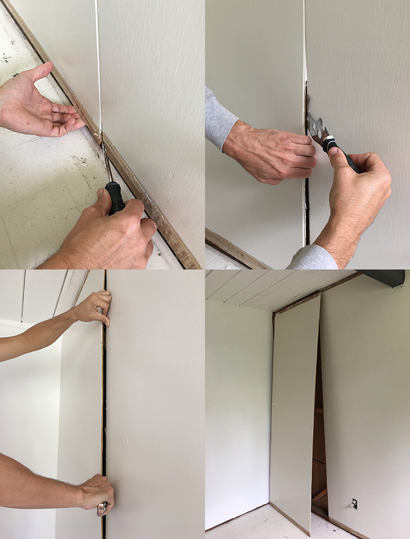 paneling-rescue-removal-process